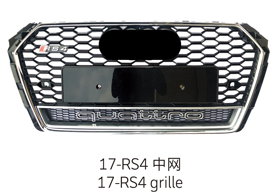 17-19 RS4 Grille