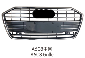 A6 C8 Grille